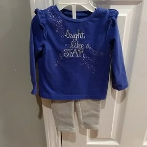 Bright like a star outfit